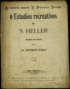6 estudios recreativos
