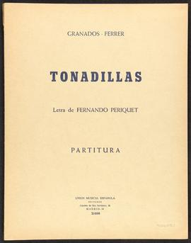 Tonadillas